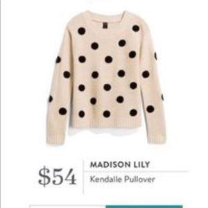 Stitch fix Madison Lily pullover
